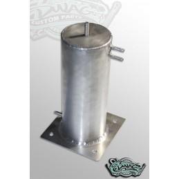 Depósito de gasolina adicional 1,5L Aluminio