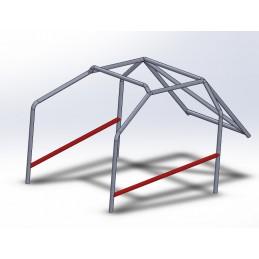 Arco 6 Puntos CALLE Básico con refuerzo en puertas
