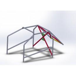 Arco 6 Puntos COMPETICIÓN con doble X