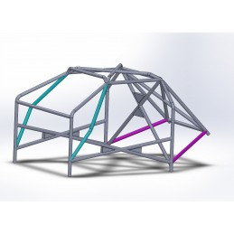 Arco 6 Puntos COMPETICIÓN Completo