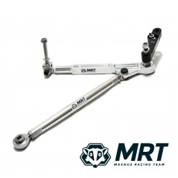 E30/E36/E46 RACE control arm kit DTM style without steering adapters