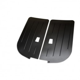 Kit 4 Paneles Aluminio BMW e36 sedan