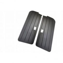 Kit 4 Paneles Aluminio BMW e36 coupe