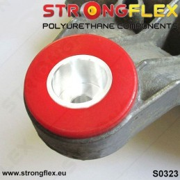 Kit BMW e36 Strongflex Diferencial Trasero