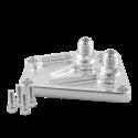 Adapter Oil filter relocator