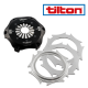 Kit embrague tridisco Tilton para 2JZ con caja M57