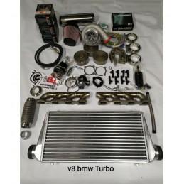Kit Turbo BMW e30 V8 m60 y m62