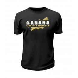 Camiseta manga corta BANANADRIFT