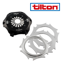 "Pressure Plate Tilton Engineering POT type 66.013 HGG 184mm 7,25"""