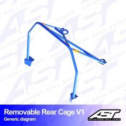 Rear cage V1 Removable