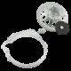 Adaptador de Caja para motor K20 K24 de Honda