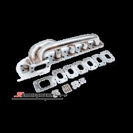 Colector Turbo T3/T4 Schmiedmann m50/m52