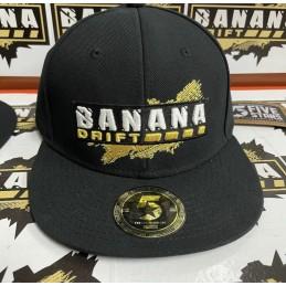 Gorra Snapback Bananadrift logo BananaDrift