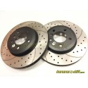 Discos de freno delanteros 325mm BMW 5x120