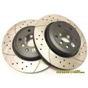 Discos de freno traseros 320mm BMW 5x120