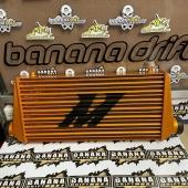 Intercooler MISHIMOTO M-Line #mishimoto #mline #intercooler #bananadrift