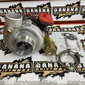 Turbocargador schmiedmann T3/T4 AR60 30x25x35 Para motores m50/m52 2.0-2.8 Peso 9kg Para preparaciones de hasta unos 400cv#turbo #m50turbo #schmiedmann #bananadrift #ar60